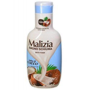 Spumant de baie Malizia Bagno Schiuma latte di cocco 1l