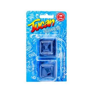 Tucan odorizant WC pastile Ocean Blue 2*45g