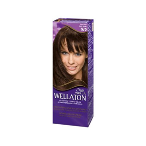 Vopsea de par permanenta Wellaton 50 Saten deschis 110ml