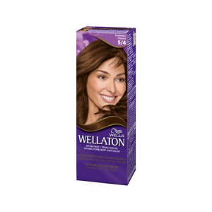 Vopsea de par permanenta Wellaton 5/4 Castaniu 110ml