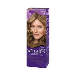 Vopsea de par permanenta Wellaton 70 Blond mediu 110ml