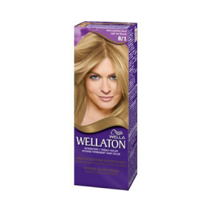 Vopsea de par permanenta Wellaton 81 Blond cenusiu deschis 110ml