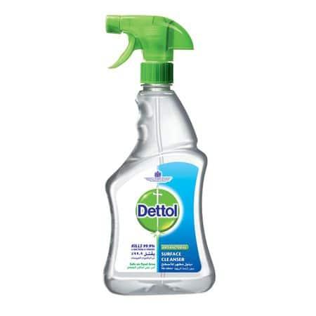 Spray dezinfectant suprafete Dettol Trigger 500ml
