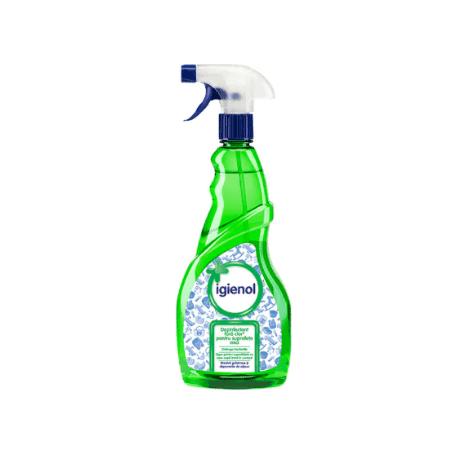 Spray dezinfectant suprafete IGIENOL Mar Verde 750ml